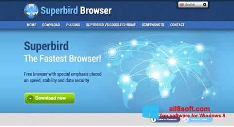 स्क्रीनशॉट Superbird Windows 8